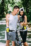 Велорукавички PowerPlay 6556 Жовті XXL, фото 8