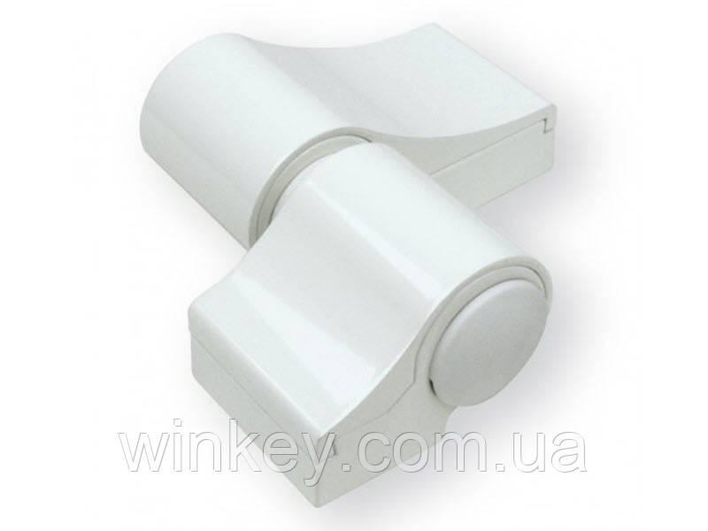 Петля дверная FAPIM LOIRA+ 7010I 67мм для алюминия белая