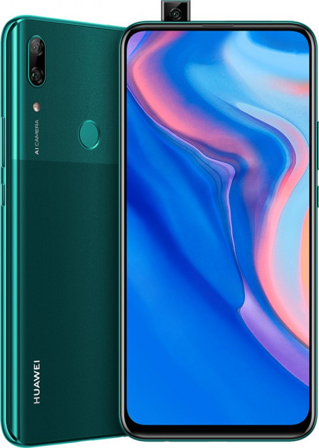"HUAWEI P Smart Z DS  Green 6,59"" RAM: 4Gb. ROM:64Gb Octa Core смартфон хуавей хуавэй"
