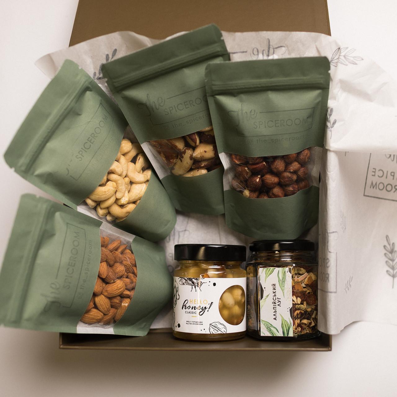 Подарочный набор The Spicebox / Ореховый бум