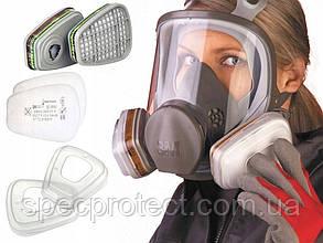 Полнолицевая маска 3М 6800 ориинал