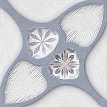 Плитка облицовочная OSET KUBRICK RELIEF BLUE 200x200, фото 3