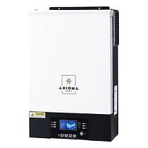 Автономный инвертор Axioma ISMPPT BFP 5000 (5 кВт 48В 1 фазный 1MPPT), фото 2