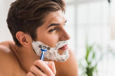 Догляд за обличчям для чоловіків