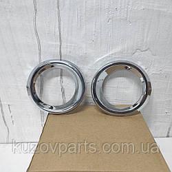 Кольцо хром Mazda 3 Axela 2014 2015 2015 BJE150C12