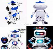 Танцующий светящийся интерактивный робот Dancing Robot, фото 2