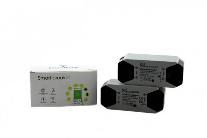 Картинка товара Умное wi-fi релле Smart Home