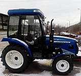 Трактор с кабиной Jinma 3244HXCN, фото 4
