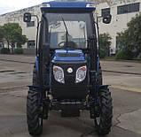 Трактор с кабиной Jinma 3244HXCN, фото 3