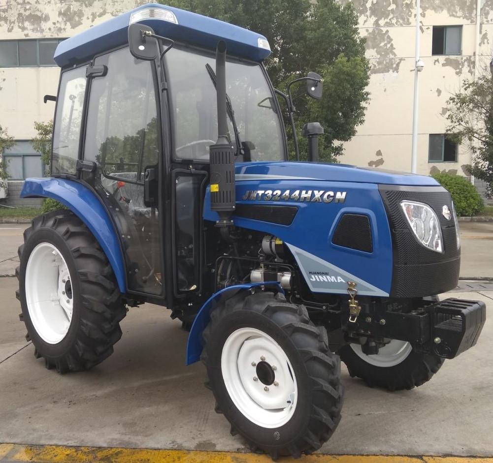 Трактор с кабиной Jinma 3244HXCN
