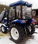 Трактор с кабиной Jinma 3244HXCN, фото 6