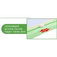 Магнитная доска для рисования Музыкальная с подсветкой D Jin Shang Lu Зеленая, фото 5