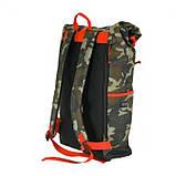 Рюкзак Mizuno Style Backpack (33GD8002-91), фото 3