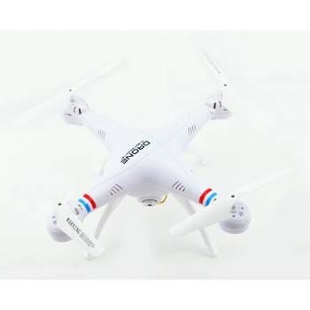 Квадрокоптер One Million c WiFi камерой White