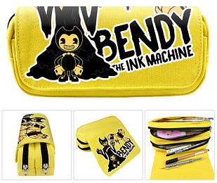 Пенал GeekLand Бенди Bendy and the Ink Machine чернильный дьявол BM 21.144