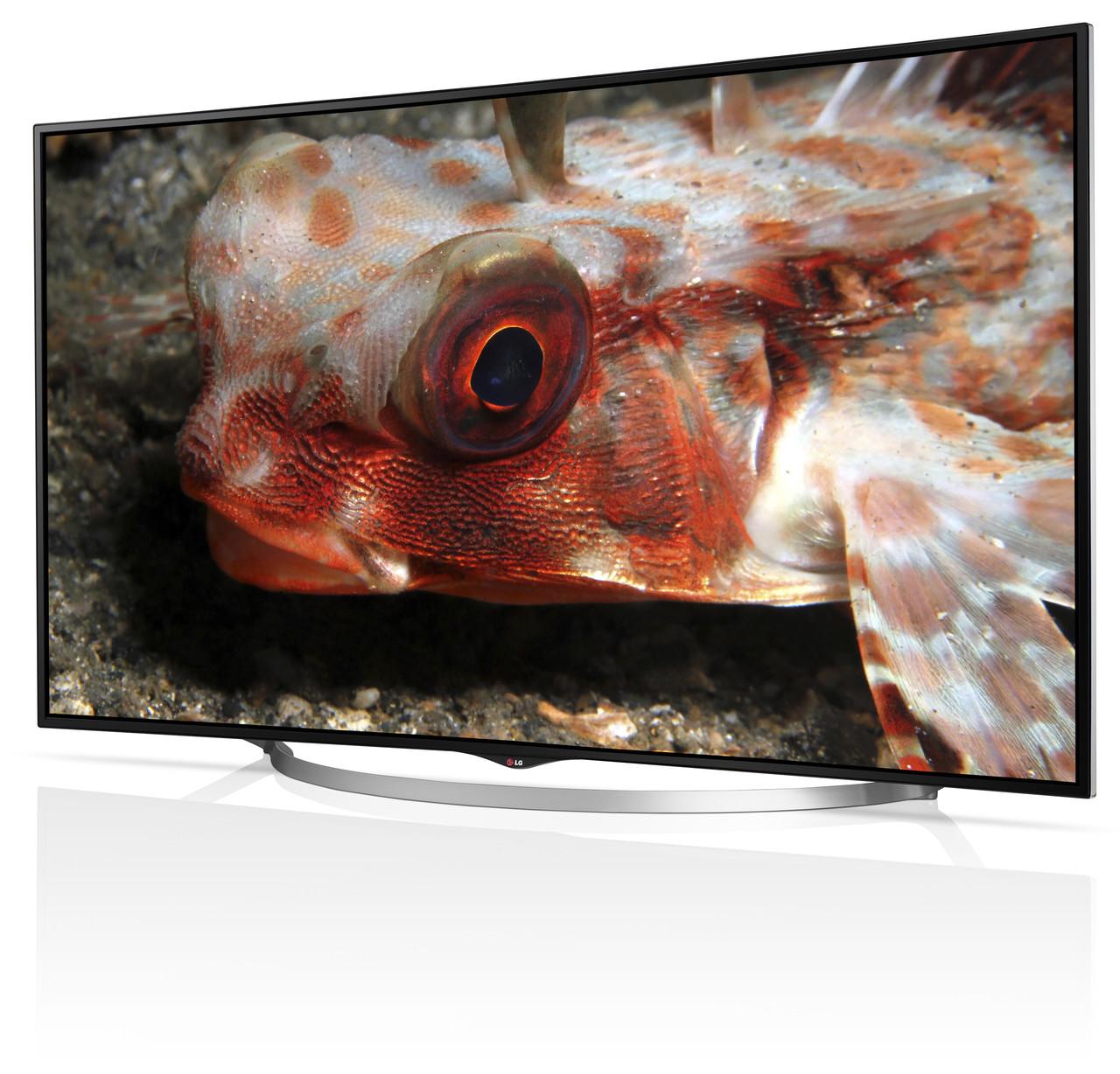 Телевизор LG 55UC970V (1000Гц, Ultra HD 4K, Smart, Wi-Fi, 3D, Magic Remote)