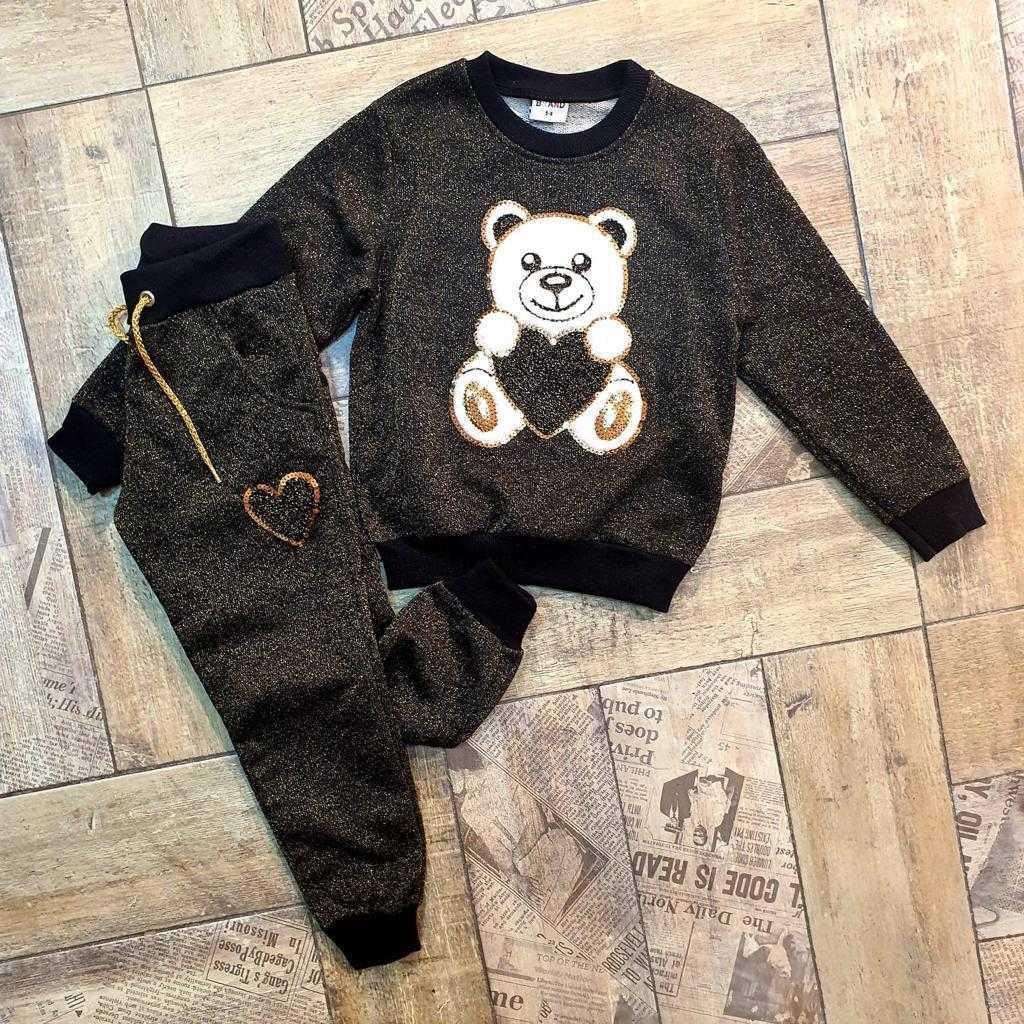 Дитячий костюм двійка Christian bear Туреччина
