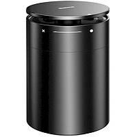Ароматизатор Baseus Minimalist Car Cup Holder Air Freshener, Black (SUXUN-CE01), фото 1