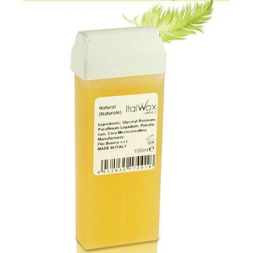 Воск жёлтый ItalWax медовий (касетный) 100 мл