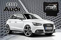 Автомобильные коврики для Audi A4 (8K2, B8) 2007-2016 - EVA, фото 1