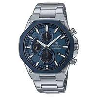 Стальные наручные часы Casio Edifice EFS-S570DB-2AUEF со стальным браслетом