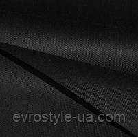 Флізелін (спанбонд) меблевий колір чорний