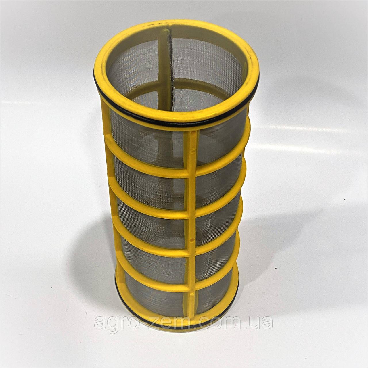Сетка малого фильтра опрыскивателя 80 желтое Agroplast AP16SFB |225726|