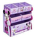 """Органайзер - ящик для игрушек """"Минни Disney"""" Delta Children, фото 2"""