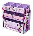 """Органайзер - ящик для игрушек """"Минни Disney"""" Delta Children, фото 5"""