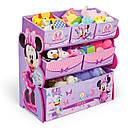 """Органайзер - ящик для игрушек """"Минни Disney"""" Delta Children, фото 4"""