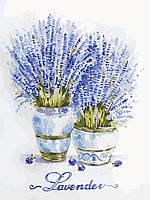 Картина по номерам ArtStory Цветы лаванды 30*40см
