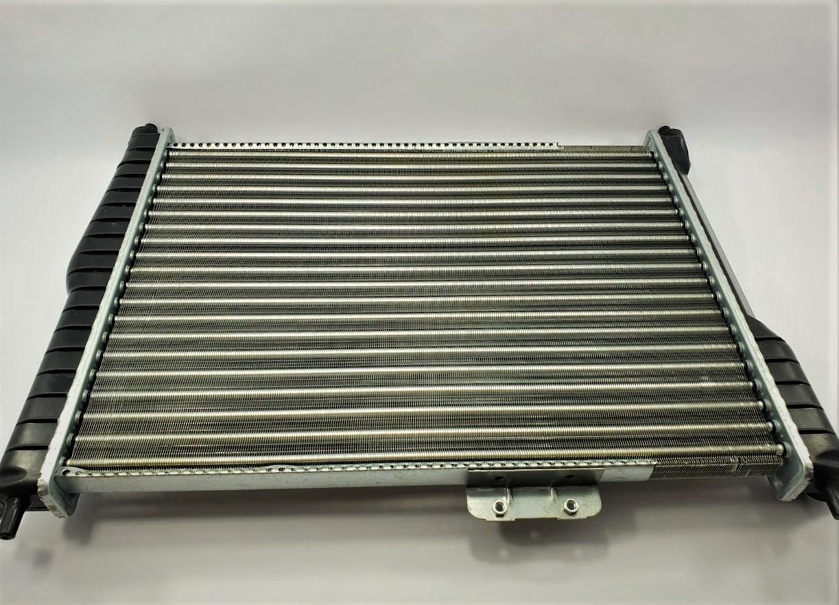 Радиатор охлаждения Ланос (без кондиционера) GROG Корея