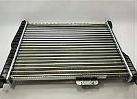 Радиатор охлаждения Ланос (без кондиционера) GROG Корея, фото 1
