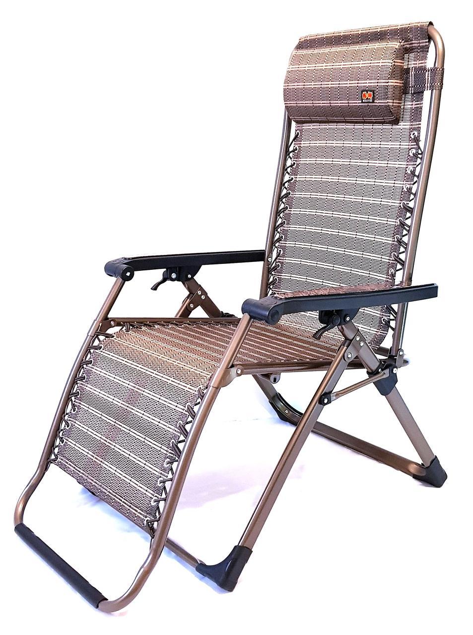 Кресло-шезлонг Zhendong HAIYE с регулируемым наклоном мод132