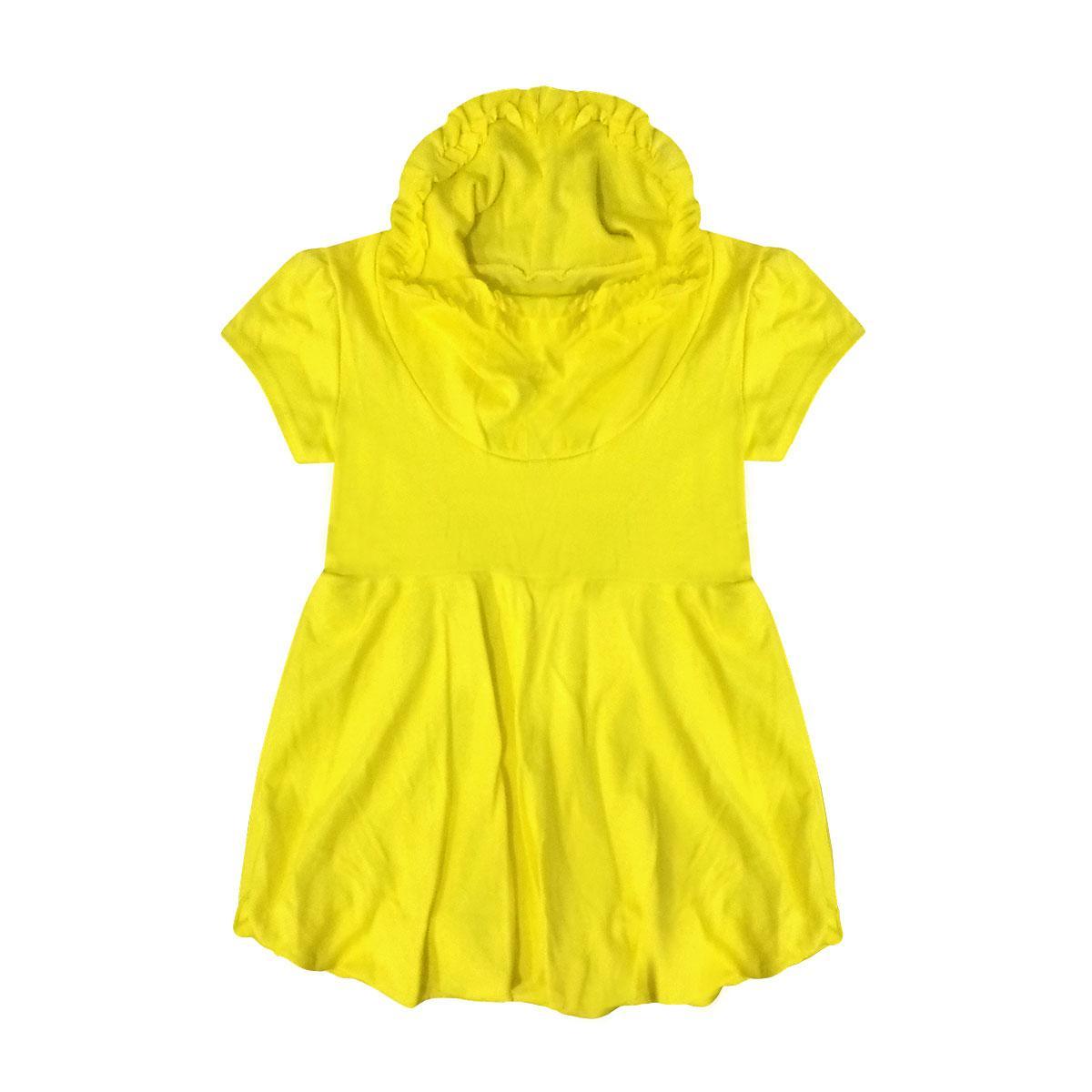 Детское оригинальное платье стрейч-кулир