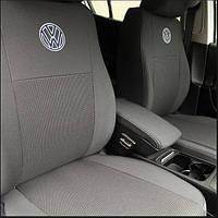 Чехлы Volkswagen Polo (седан) с 2009г. Качественные авто чехлы Поло. Ткань жаккард. Prestige