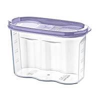 Емкость для хранения сыпучих продуктов Irak Plastik 1,2 л