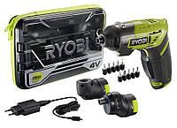 Аккумуляторная отвертка Ryobi premium ERGO-A2 (5133003409)