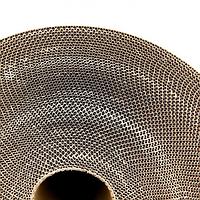Гофрокартон двухслойный - 105 см × 100 м