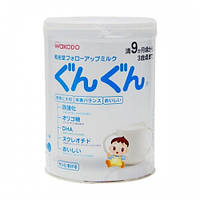 Сухая молочная смесь с 9мес. «GUN-GUN» 830Г Wakodo (Япония) 4 банки