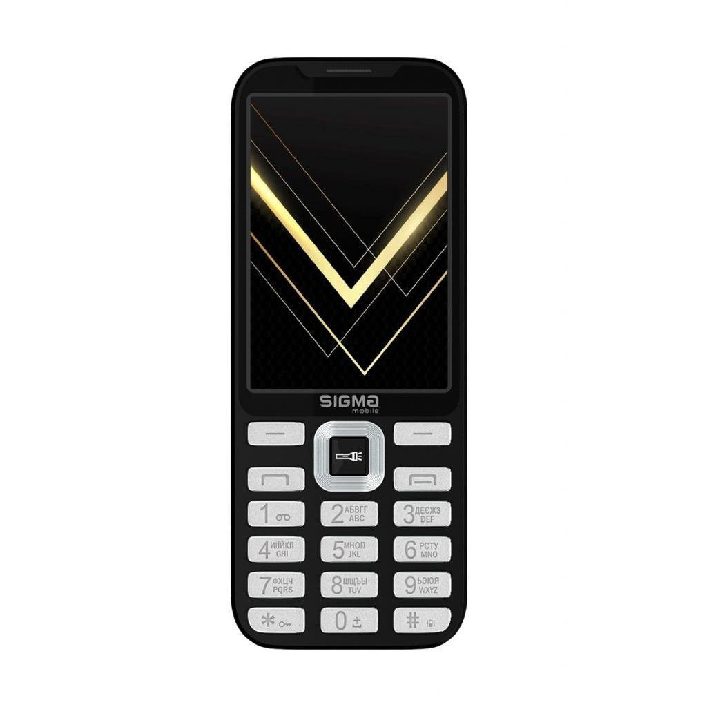 Мобильный телефон Sigma X-style 35 Screen Black (4827798331125)