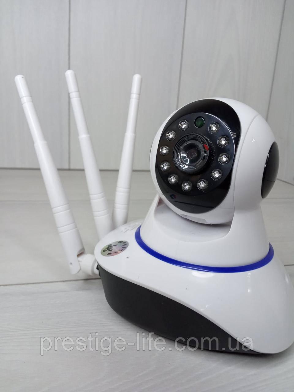 IP камера видеонаблюдения Q5T- на 3 антены
