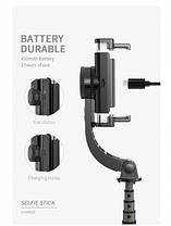 Стедікам стабілізатор монопод тринога для смартфона Gimbal Stabilizer L08, фото 3