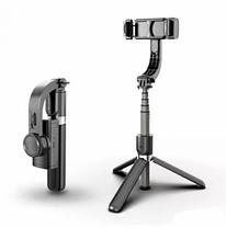 Стедікам стабілізатор монопод тринога для смартфона Gimbal Stabilizer L08, фото 2