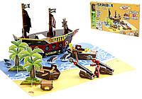 Stikbot studio| Стикбот студия Пиратский корабль JM-06A, фото 1