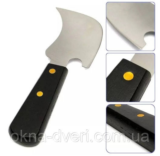 Нож для снятия штапиков Дон Карлос DON CARLOS серповидный монтажный