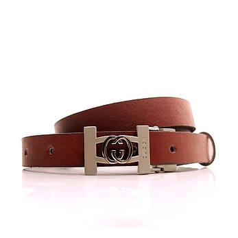 Ремень кожаный Lazar 105-115 см черный L20S0G27, фото 2