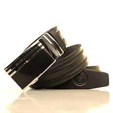Ремень кожаный Lazar 105-115 см коричневый l35u1a144, фото 3