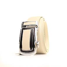 Ремень кожаный Alon 105-115 см китай l35a1a20, фото 3