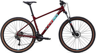 "Велосипед 29"" Marin BOBCAT TRAIL 4 2021 Gloss Crimson/Teal/Red"